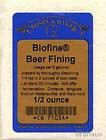 Biofine Beer Fining  1/2oz