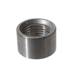 Stainless Half Coupler - 1/2