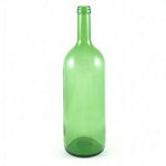 1.5 L GREEN MAGNUM CLARET/BORDEAUX BOTTLES