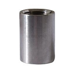 Stainless Full Coupler - 1/2