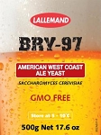 BRY-97 West Coast Ale Brewing Yeast Lallemand