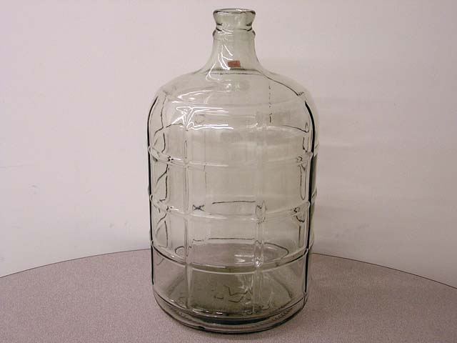 3-Gallon Glass Carboy
