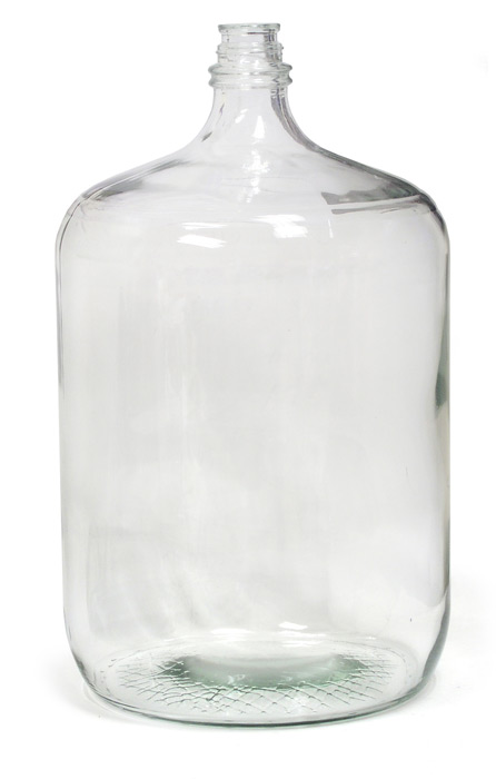 6.5-Gallon Glass Carboy