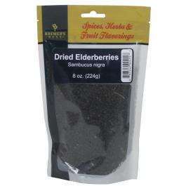 Elderberries 8 oz