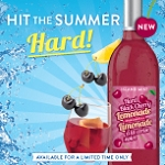 Hard Black Cherry Lemonade Island Mist Premium 7.5L Wine Kit*
