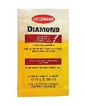 LALLEMAND DIAMOND LAGER BREWING YEAST 11 GRAM