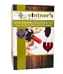 VINTNER'S BEST DELUXE WINE EQUIPMENT KIT