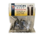 BREWER'S BEST® KEGGING HARDWARE KIT (1/4