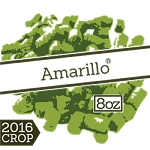 AMARILLO™ HOPS (8OZ / HALF POUND) - 2016 CROP!
