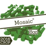 MOSAIC® HOPS (8OZ / HALF A POUND) - 2016 CROP!