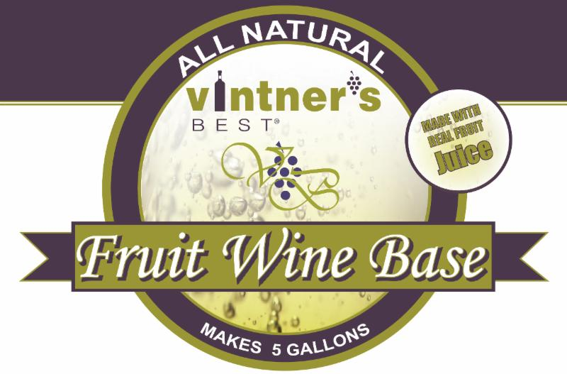 Fruit Wine Bases Vintners Best