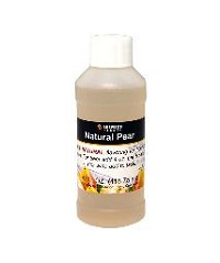 Natural Pear Flavoring Extract 4oz