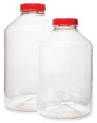 FERMONSTER PET CARBOY 7 GALLON INCLUDES LID W/HOLE