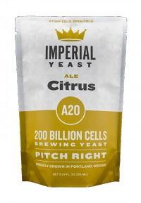 Citrus Imperial Yeast