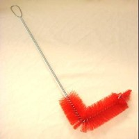 Red Soft Carboy Brush